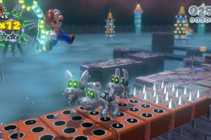 Mario 3D world 22