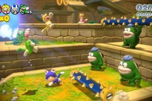 Mario 3D world 28
