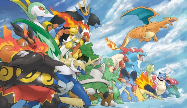 Learn your Pokémon history with the Series Showcase