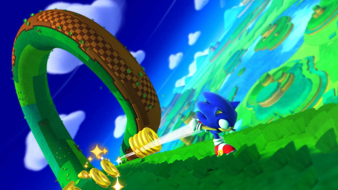 Sonic: Lost World trailer says what it's all about