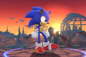 Super Smash Bros Sonic