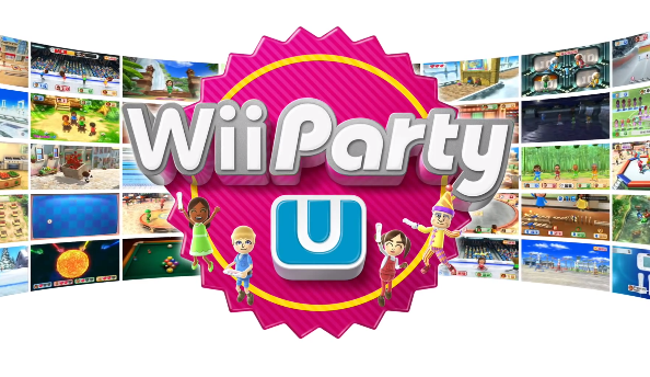 Wii U Party trailer is packed with fun
