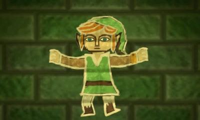 Zelda: A Link Between Worlds trailer reveals new gameplay