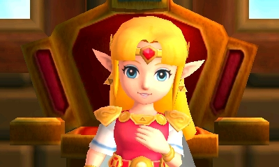 Zelda: A Link Between Worlds trailer reveals Lorule