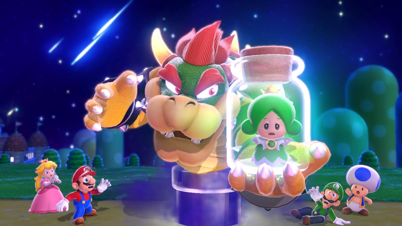 Super Mario 3D World trailer is full of fun on Wii U