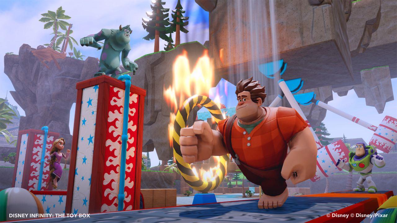 Disney Infinity Figures On Their Way For Christmas Boxmash