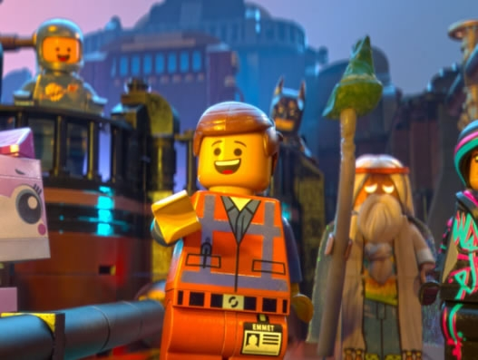 The LEGO Movie second trailer is awesome