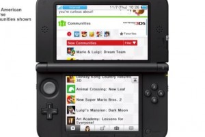 You'll be able to use the Miiverse on 3DS just like you would on Wii U