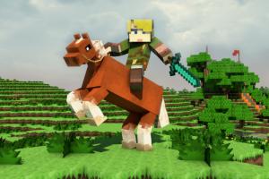 Play The Legend of Zelda in Minecraft!