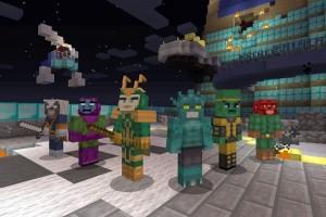 Avengers Minecraft 03