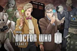 Doctor Who Legacy title