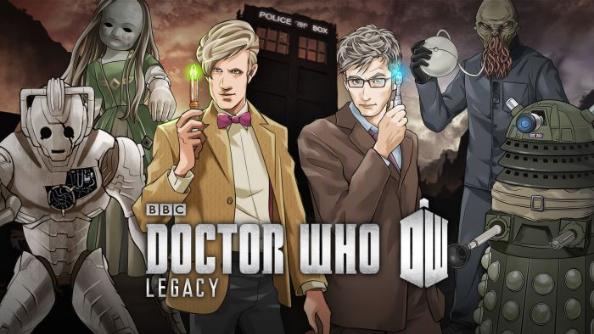 iOS App of the Day: Doctor Who Legacy