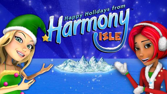 iOS App of the Day: Harmony Isle