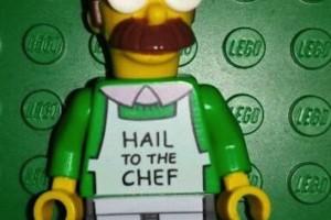 LEGO Simpsons Flanders