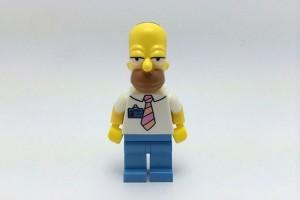 LEGO Simpsons Homer