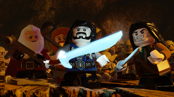 LEGO The Hobbit trailer is full of fun and action