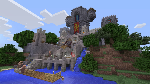 Minecraft PS4 review: building on next-gen