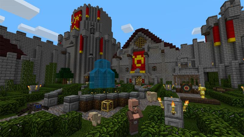 Minecraft Xbox 360 edition gets Fantasy textures