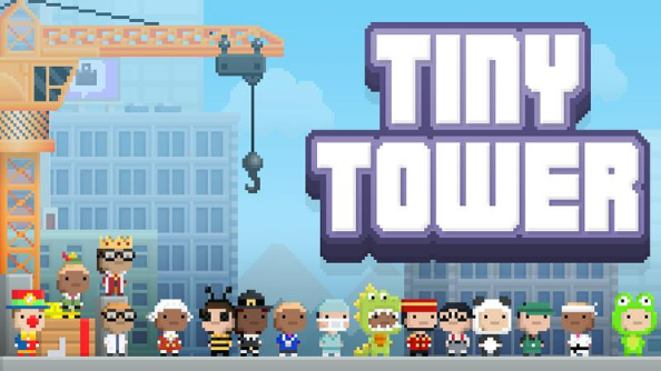 iOS App of the Day: Tiny Tower