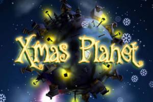 Xmas Planet HD title