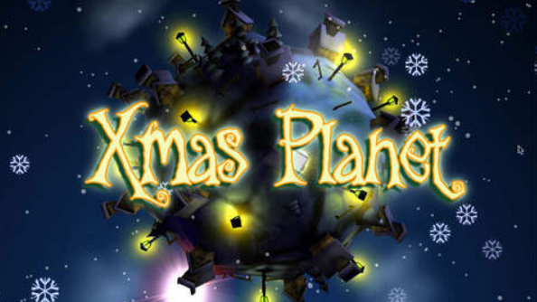 iOS App of the Day: Xmas Planet HD