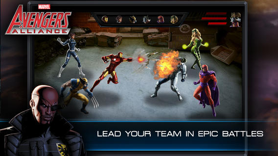 Marvel Avengers Alliance gets the Winter Soldier and Guardians