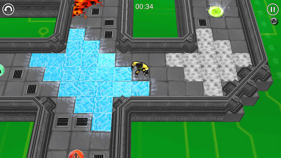 iOS App of the Day: Ben 10 Game Generator 4D