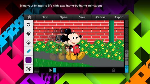 Disney Pixel'd