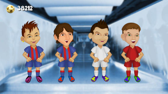 iOS App of the Day: Doctor Football