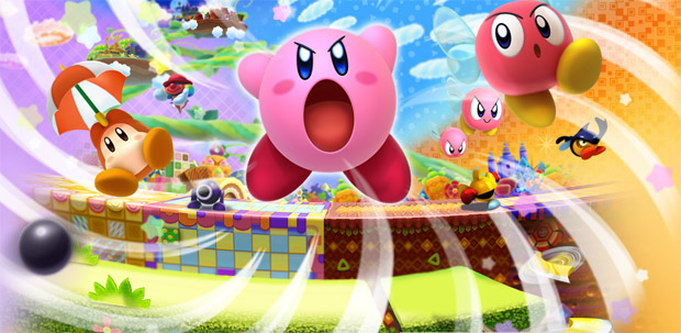 30 minutes of Kirby: Triple Deluxe gameplay