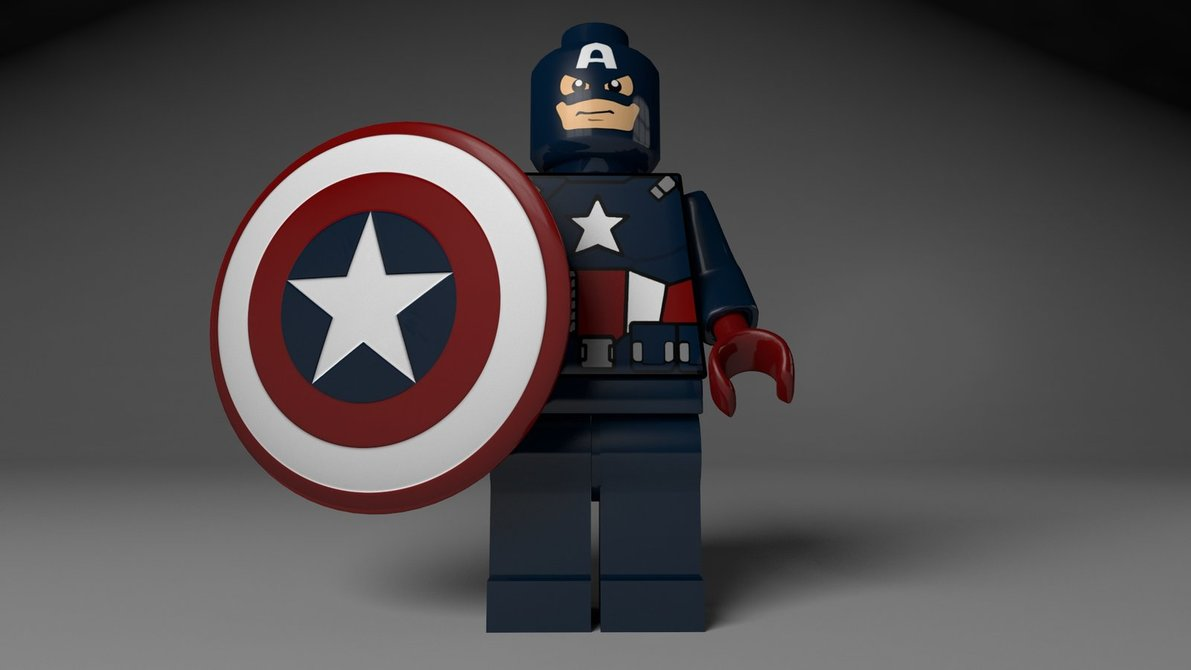 LEGO Captain America and Guardians of the Galaxy incoming!
