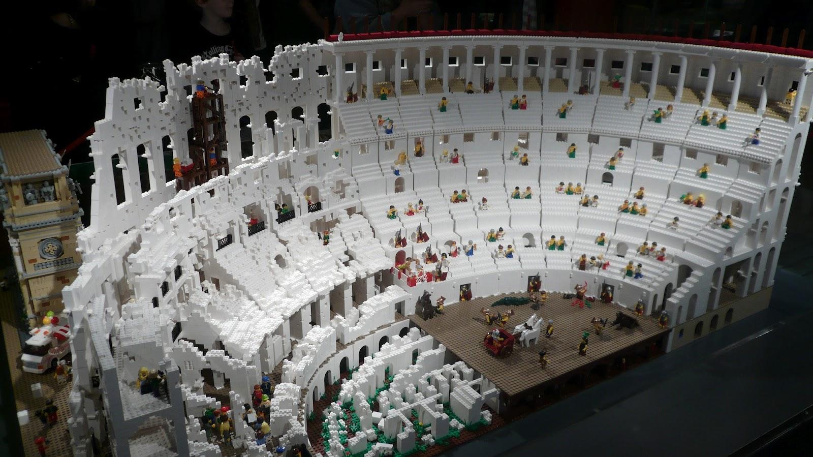 LEGO Colesseum