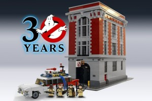 LEGO Ghostbusters 04