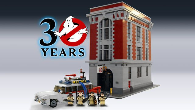 LEGO Ghostbusters will be released this year
