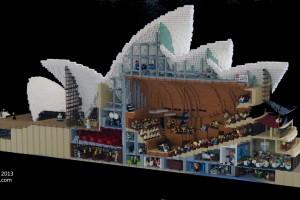LEGO Sydney Opera House 02