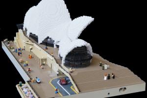 LEGO Sydney Opera House 03