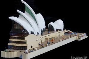 LEGO Sydney Opera House 04