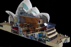 LEGO Sydney Opera House 05