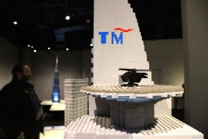 LEGO towers 08