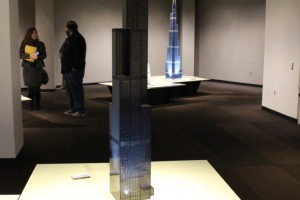 LEGO towers 13
