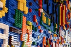 LEGO wall 01