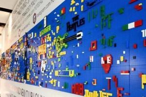 LEGO wall 02