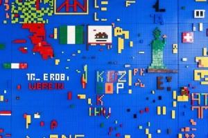 LEGO wall 04