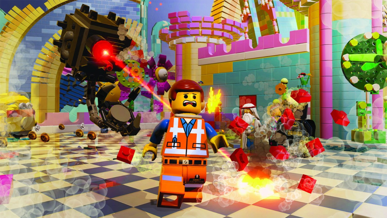 LEGO Movie Videogame launch trailer
