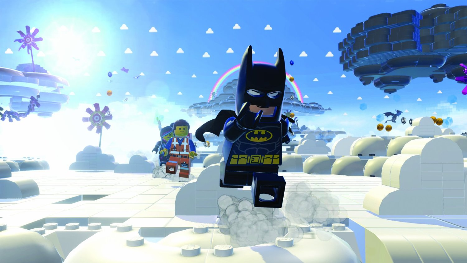 A bunch more LEGO Movie Videogame screenshots are here