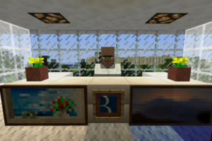 Minecraft Office