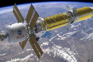 NASA craft