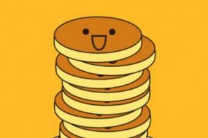 Pancake Tower title