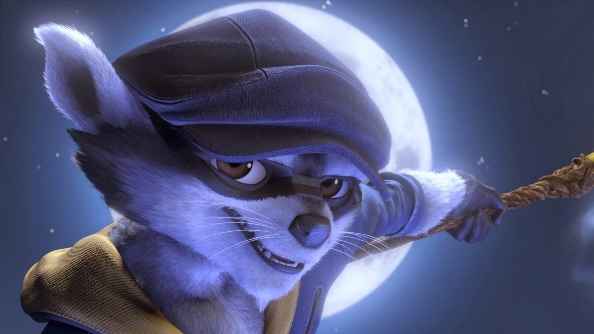 Sly Cooper sneaking into cinemas in 2016