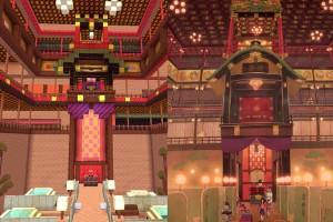 Spirited Away Minecraft 02